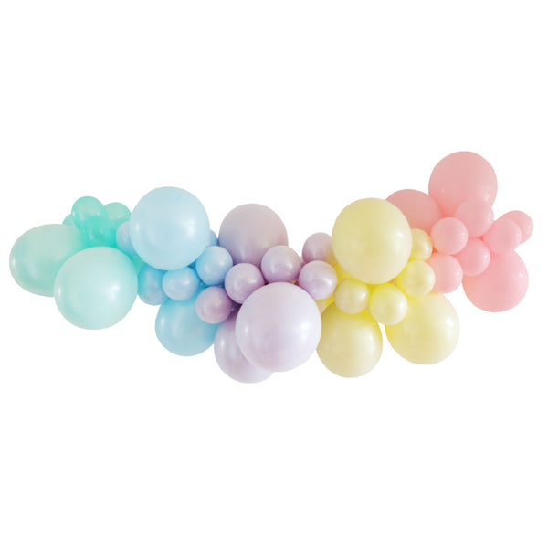 Balloon Garland Kit DIY - Pastel