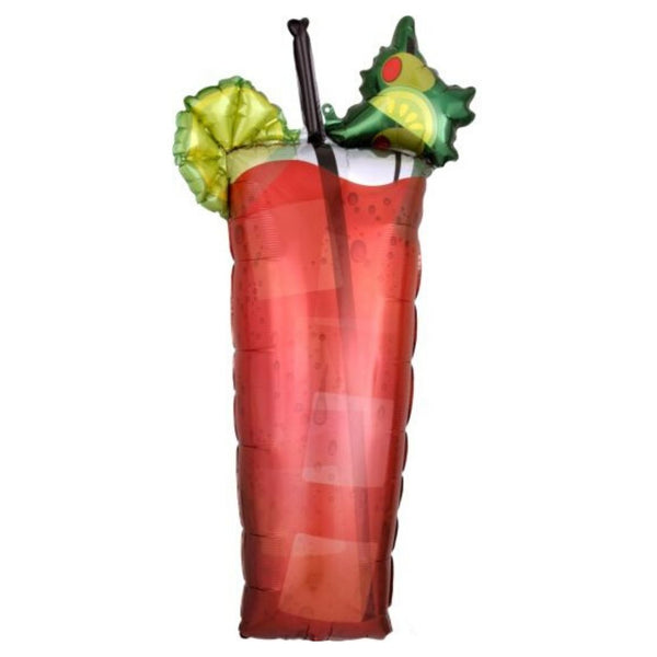 Jumbo Bloody Mary SuperShape Balloon