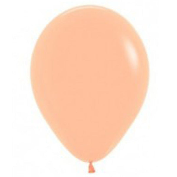 30cm  Blush Peach Balloon