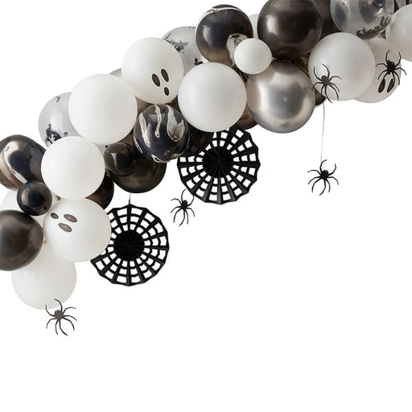 Halloween Balloon Garland Kit