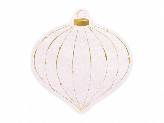 Christmas Bauble Napkins