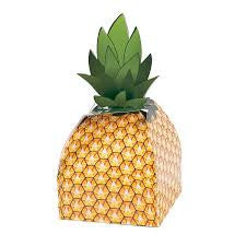 Pineapple Treat Boxes