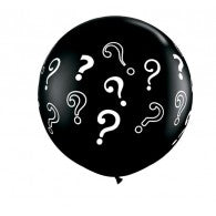 Jumbo Round GENDER REVEAL Balloon