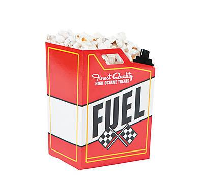 Race Car Fuel Can Treat Boxes