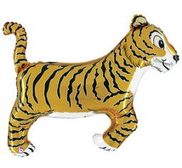 Jumbo Tiger Foil Balloon