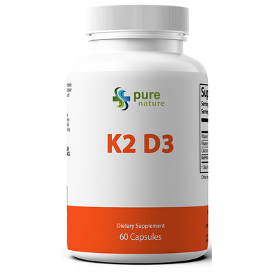 PureNature K2 D3