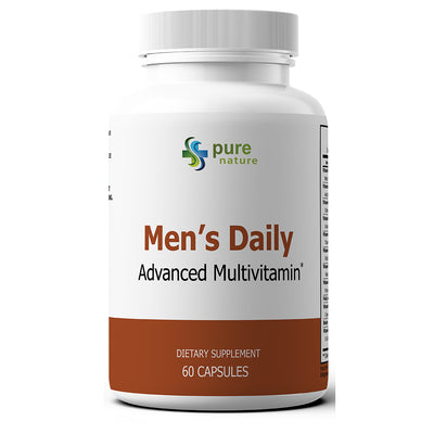 PureNature Men's Daily - Advanced Multivitamin