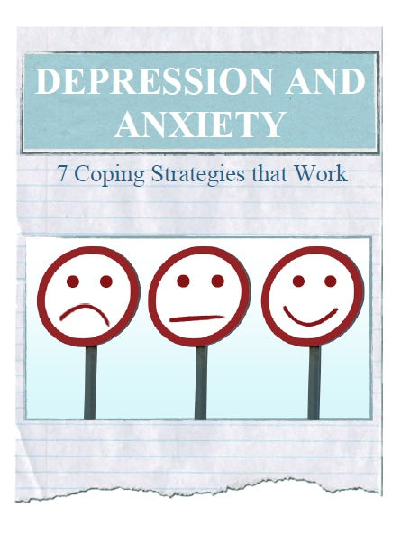 Depression & Anxiety Coping Strategies