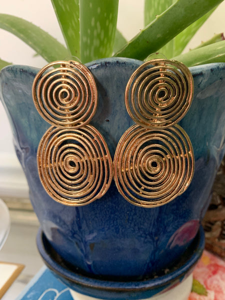 The Whirlwind Earrings