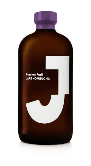 JARR Kombucha - Passion Fruit