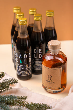 Christmas - Rum & Cold Brew Bundle