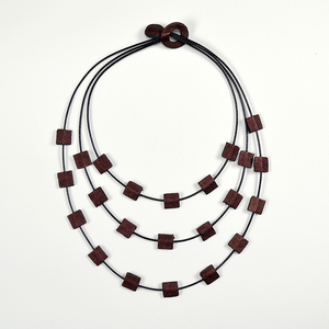 7pm Leather Necklace