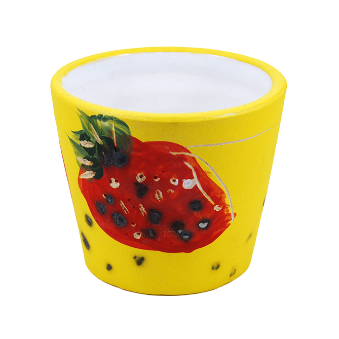 Strawberries Small Cup