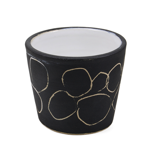 Black Small Cup