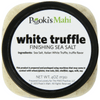 Private label Pooki's Mahi white truffle salts for your next private label spice brand.