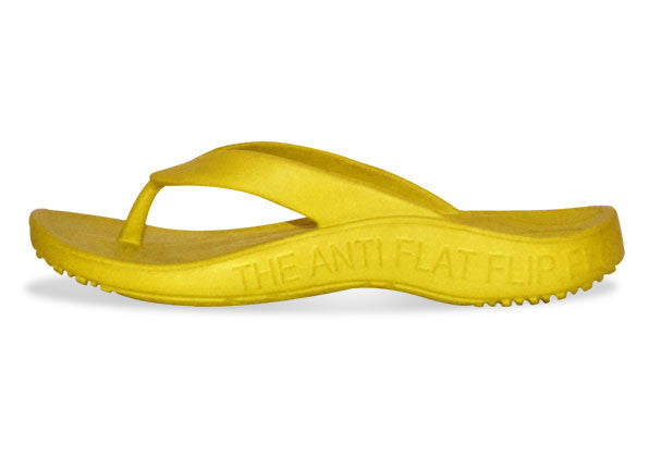 FLOPEDS TAF3 Sunflower Yellow - flopeds