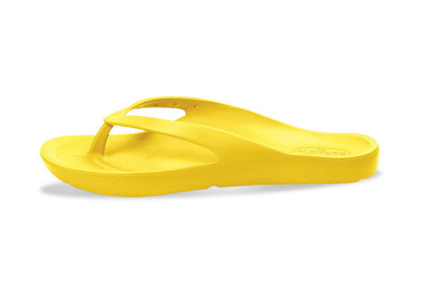 FLOPEDS Laguna Sunflower Yellow - flopeds