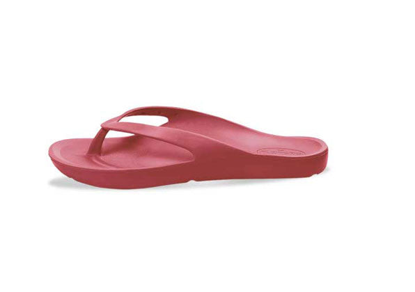 FLOPEDS Laguna Kids Watermelon Red - flopeds