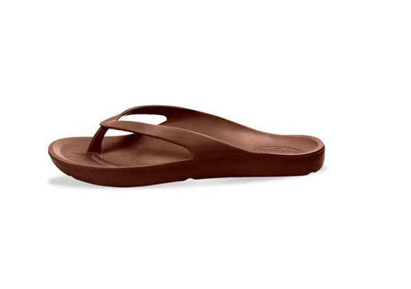 FLOPEDS Laguna Kids Choco Brown