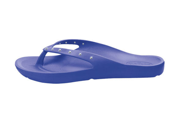 FLOPEDS Princess Navy Blue - flopeds