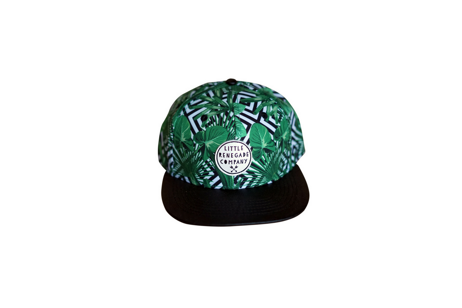 GEO JUNGLE CAP
