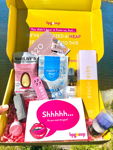 This box is the self-care you need right now 👄