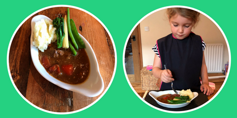 Beef Stew Weaning Recipe