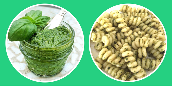 Pesto Sauce Recipe For Baby Led Weaning