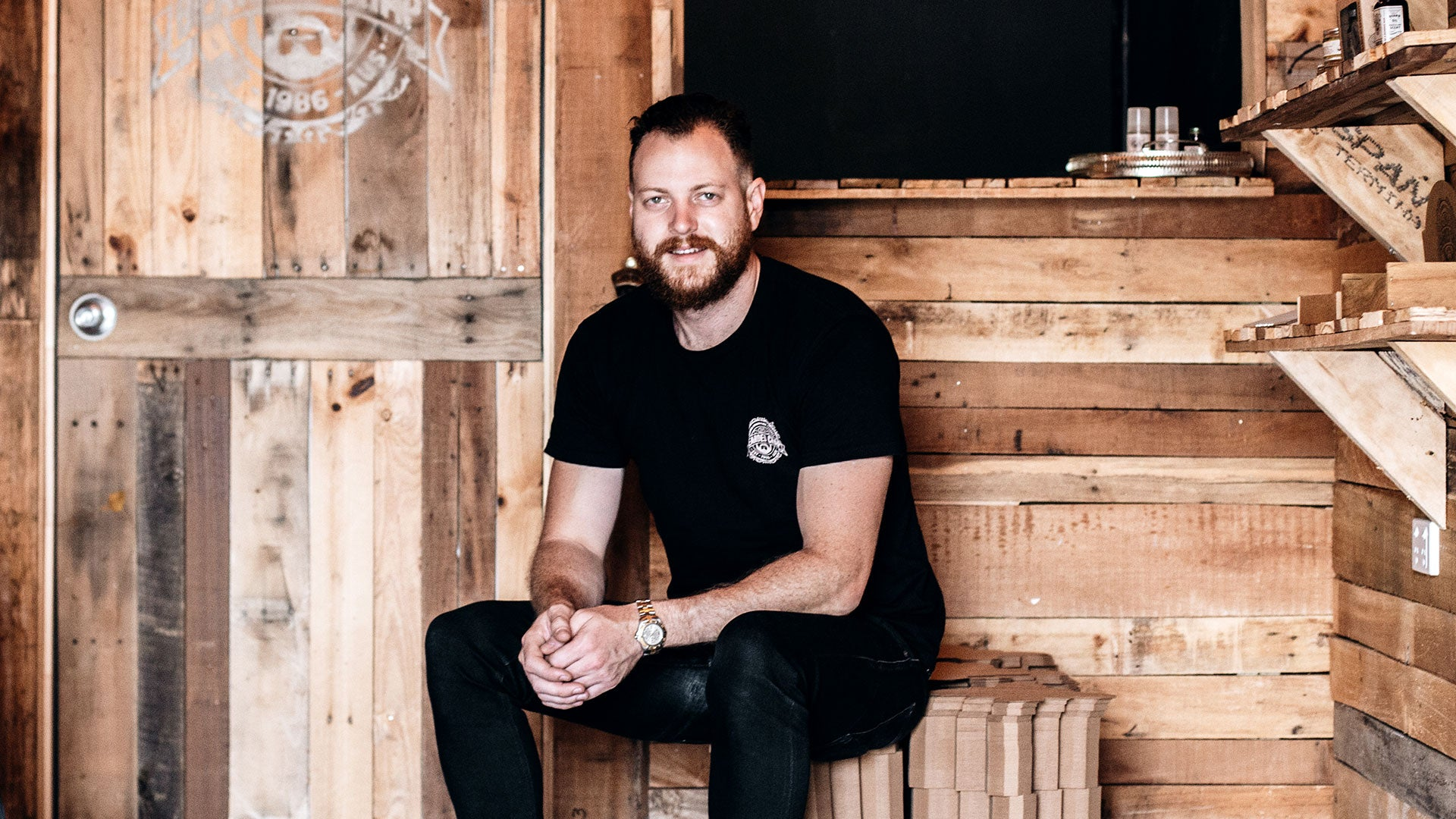 The Bearded Chap - Interview with the CEO & Founder Luke Swenson