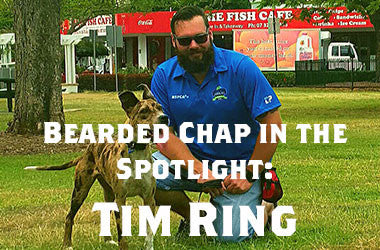 Bearded Chap in the spotlight: Tim Ring