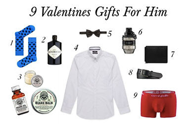 9 Valentines Gifts For Him