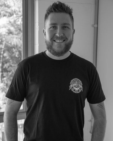 Richard Lavender APAC Sales Manager for The Bearded Chap
