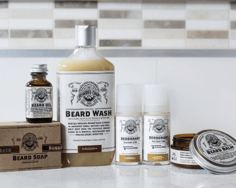 use quality beard grooming products to grow a healthy and thick beard. The Bearded Chap