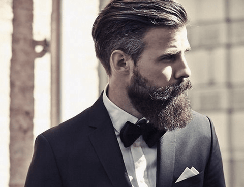 the bearded chap suit
