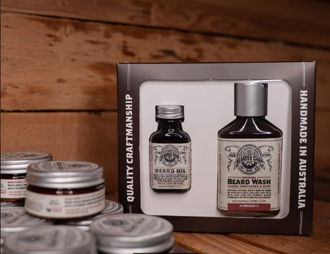 Products to treat a patchy beard