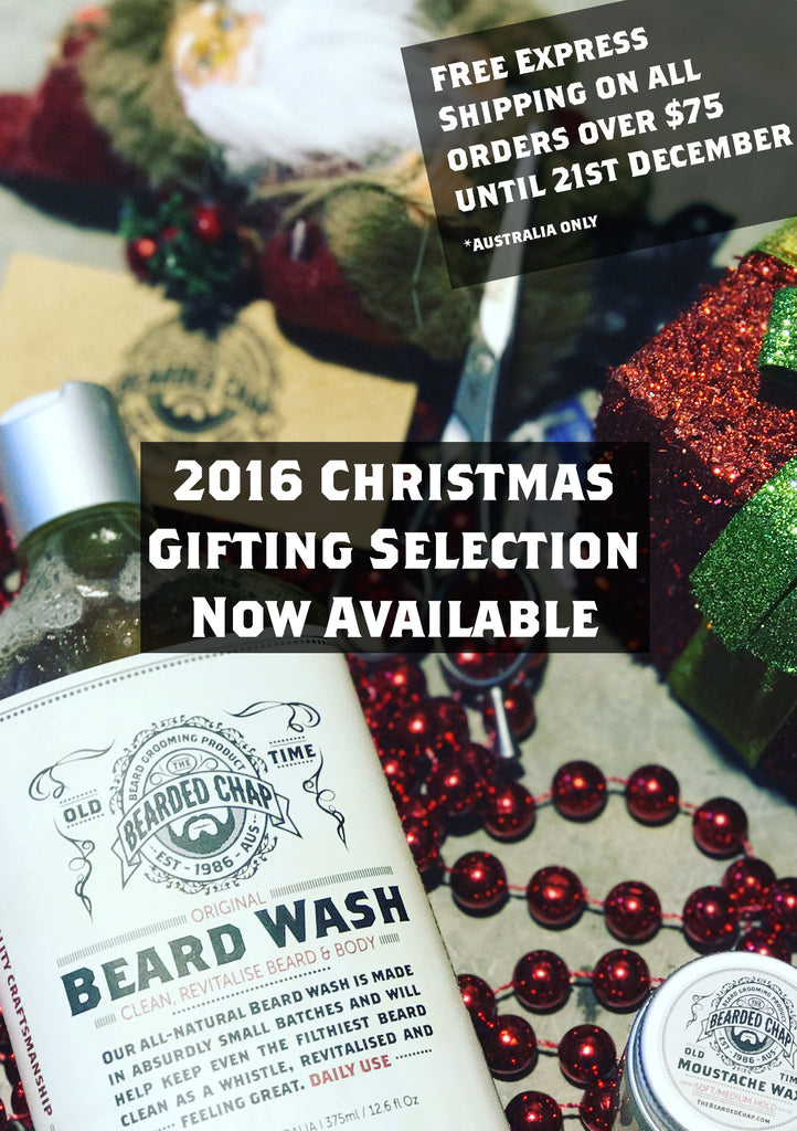Bearded Chap 2016 Gifting Selection