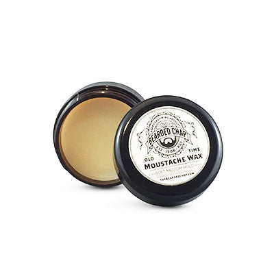 The Bearded Chap Moustache Wax
