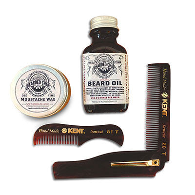 Beard Grooming Starter Kit - The Bearded Chap