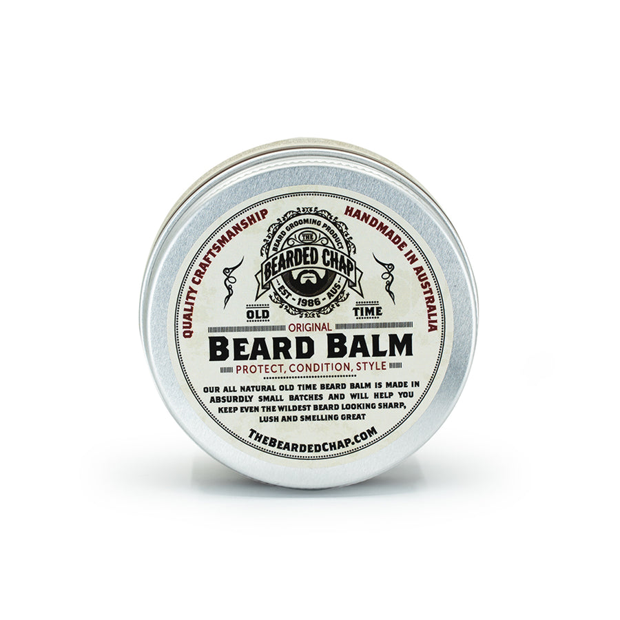 Original Beard Balm - The Bearded Chap Australian made grooming products