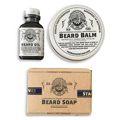 Boss Beard Kit - The Bearded Chap