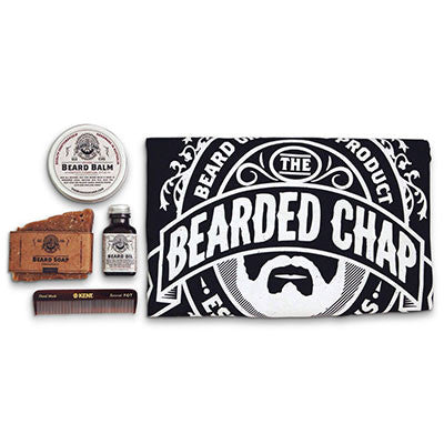 The Deluxe Gentlemen's Beard Kit - The Bearded Chap