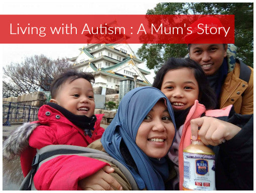 Living With Autism : A Mum's Story