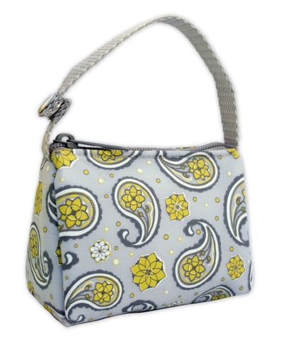PaciPouch - Silver Paisley - Baby Buys