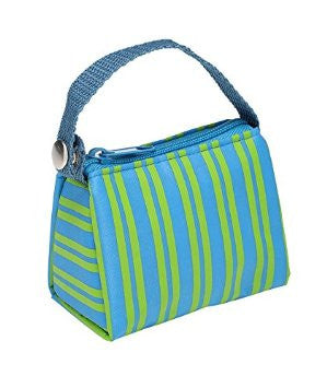 PaciPouch - Blue Green Stripe - Baby Buys