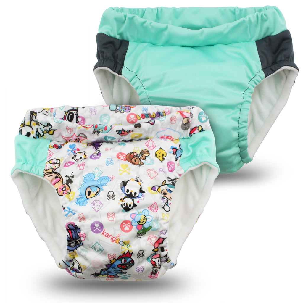Kanga Care Lil Learnerz Training Pants - TokiBambino & Sweet (2 pack)