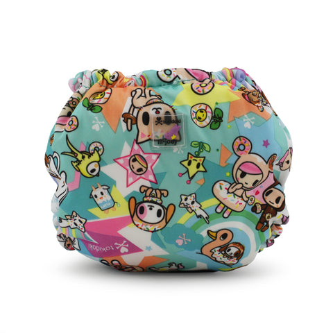 Kanga Care x Tokidoki Little Joey Cloth Diapers - TokiSweet (2 pack)