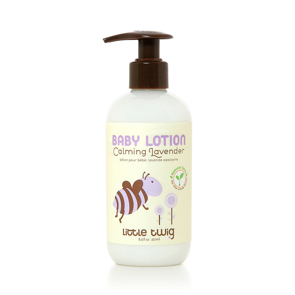 Little Twig Baby Lotion - Lavender  (8.5oz)