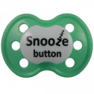 PoshPaci - Snooze Button - Baby Buys - 1