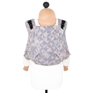 Fidella Onbuhimo back carrier - Kaleidoscope Sand