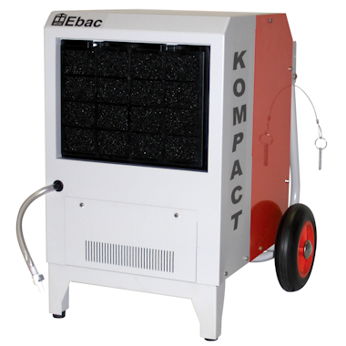 Ebac Kompact Dehumidifier - Low Temp Industrial Dehumidifier - ShopAirPurifier.com